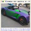 1.52*50m装飾のための高いステッカーが付いているきれいな車カラー変更のビニール