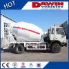 3m3 4m3 6m3 Mini Cement Mixer Truck mit LHD oder Rhd Drive
