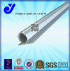 Pipe Rack System를 위한 열장장부촉 Groove Tube|알루미늄 관|Jy-Lk1213