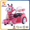 Giro dei capretti della Cina sull'automobile del giocattolo di telecomando