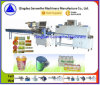 Livro e Magzine Shrink Packing Machine