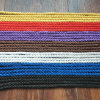 16-Strand Diamond Braided PP/Polypropylene Household Rope in Assorted Color