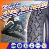 Câmara de ar interna da motocicleta natural do elevado desempenho da borracha butílica 110/90-16