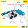 Medizinische Lupe-zahnmedizinisches Vergrößerungsglas mit LED helles 3.5X 2.5X