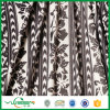 As folhas de Black&White imprimiram a tela do Swimwear do Spandex para mulheres
