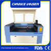 Machine de découpage de gravure de laser de CO2 pour la plaque en bois/prix acrylique/en plastique