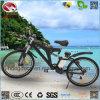 bicicleta eléctrica de la montaña de la MEDIADOS DE bici del motor impulsor 250W con el kit de la conversión