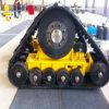 Trilha de borracha Nk620 do projeto da ciência para a grande ceifeira