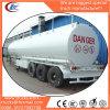 Reboques ácidos do aço inoxidável do petroleiro do transporte do petróleo de Clw para a venda