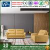 O sofá do couro genuíno da mobília da sala de visitas do projeto moderno ajustou o assento 2+3 (TG-S167)