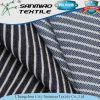 Ткань джинсовой ткани хлопка тавра Changzhou Sanmiao мягким связанная полиэфиром для кальсон