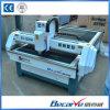 型の彫版CNCのルーターを広告する木工業