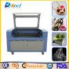 Máquina de madera del grabador del cortador del laser del CNC del mármol para la venta