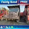 70ton HOWO 371 371 덤프 트럭의 채광 덤프 트럭