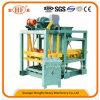 Máquina de fabricación de ladrillo automática del color del bloque del cemento de Qtj4-25b