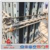 Feixes de apoio do molde de aço da parede