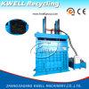 Macchina idraulica resistente della pressa per balle della gomma/pressa per balle utilizzata verticale della gomma