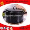 Potenciômetro de /Stew do potenciômetro do estoque do esmalte de Sunboat 11qt/potenciômetro da sopa