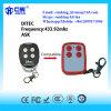 Copiar el código 433.92MHz teledirigido del balanceo de la marca de fábrica de Ditec