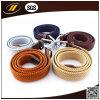 Unisex3.5cm Breiten-Leder-elastische Ausdehnungs-Riemen der Form-(HJ5111)