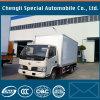 Gekoelde Bestelwagen met Geïsoleerde Comité voor Diepvriezer Gekoelde Vrachtwagen