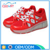 La rotella ritrattabile calza le scarpe da tennis di sport dei pattini del pattino di rullo di modo LED