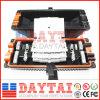 6 encierros ópticos del empalme de fibra de la base de la entrada/del enchufe 12~288 (encierro del empalme DT-FOSC-H8005)
