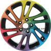競争価格車のアルミ合金の車輪