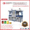 Máquina plástica semiautomática de Thermoforming do vácuo para o escudo da bagagem