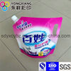 Detergente de lavanderia personalizado Stand up Spout Packaging Bag