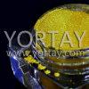 Oro Color Pigment Powder en Leather Usar