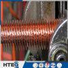 Tube à ailettes de pièces de rechange de pression de chaudière avec la norme d'ASME