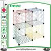 Stacking Wire Cube Set Armazenamento do armário