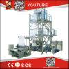 Alta velocidade ABA 3 2 camadas Mini HDPE LDPE PE soprado agricultura Extrusora de filme de plástico de polietileno