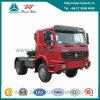 Sinotruk HOWO 4X4 모든 바퀴 드라이브 트랙터 트럭