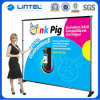 8FT * 8FT Stand Jumbo Display Wall Banner Stand, économique Telescopic Banner Stand (LT-21)