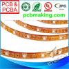 Placa baixa de alumínio flexível para o conjunto do módulo do PWB da tira do diodo emissor de luz de SMD 30/60, para ao ar livre com IP65, IP67