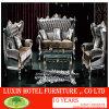 홀 소파, 2016 새로운 고전적인 호텔 로비 직물 소파