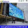 Módulo al aire libre de P6 LED que hace publicidad del panel de visualización de LED de la pantalla del LED