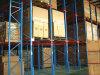 Het Staal van uitstekende kwaliteit aandrijving-in het Rek van de Pallet