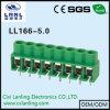 Разъем PCB терминального блока евро Ll166-5.0