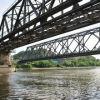 Мост стальной структуры изготовления поставкы фабрики Wz-B015 профессиональный