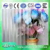 verre décoratif de 3mm-6mm avec du CE et l'ISO9001 LFGB