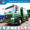 HOWO 4X2 300HP Big Capacity Garbage Compactor Truck