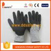 Ddsafety 2017 отрезанных перчаток безопасности покрытия нитрила перчатки сопротивления