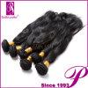 広州の製造者の自然なHairpieces、未加工ブラジルの毛のポニーテール
