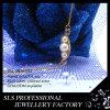 925 серебряные ювелирные изделия Pearl Necklace Fashion Necklace для Gift