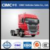 Camion del trattore di JAC 6X4/motore primo (420HP)