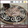 Floor를 위한 대중적인 Design Waterjet Marble Pattern
