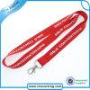 Kundenspezifische Firmenzeichen-Polyester-Abzuglinie für Identifikation-Kartenhalter